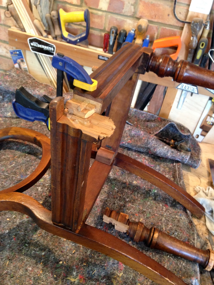 Furniture restoration London 3 restorers