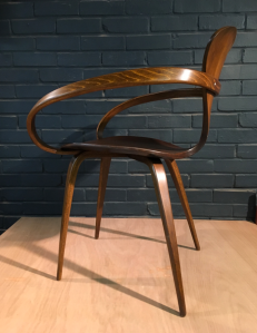 Midcentury furniture - Norman Cherner chair - 3 restorers london