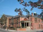 Stanley Halls, 3 restorers' workshop location